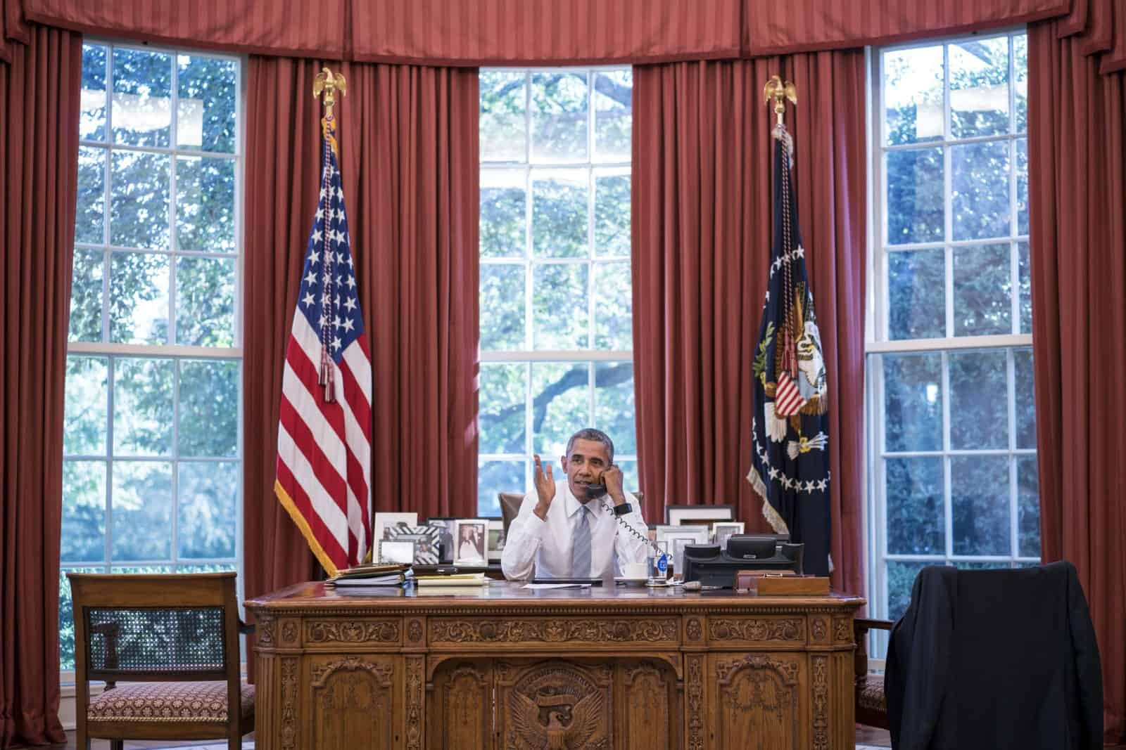 5 Things you never knew about the oval office