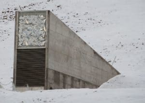 A Refrigerator in the Arctic
