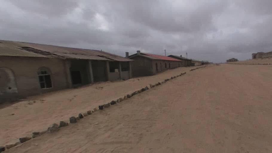 Street view of  Kolmanskop